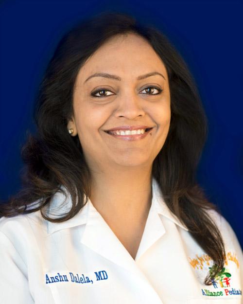 Dr. Anshu Dalela
