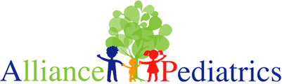 Alliance Pediatrics of Fort Worth Logo