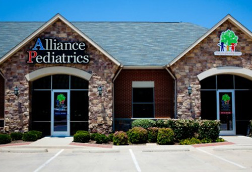 Alliance Pediatric at Woodland Springs