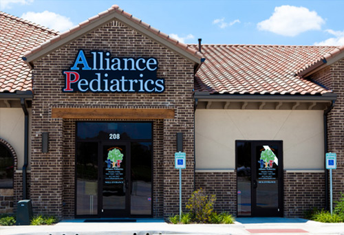 Alliance Pediatrics at Heritage Trace