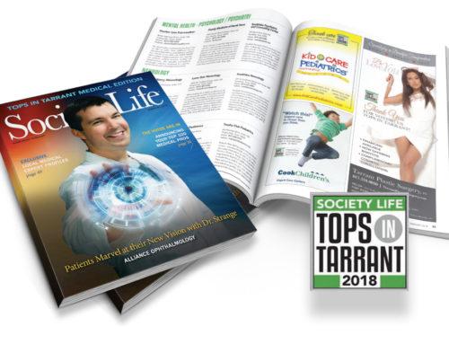 Alliance Pediatrics® named Top 100 medical pros in Tarrant County